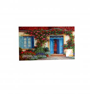 Zerbino digitale 45x75 roseto