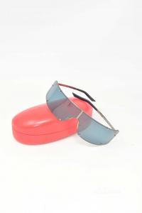 Occhiali Da Sole Valentino Modello 1137/s Originali Con Custodia Rossa