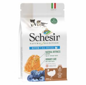 SCHESIR CAT SELECTION KITTEN TACCHINO
