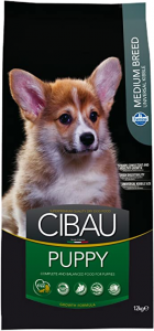 CIBAU PUPPY MEDIUM 12KG