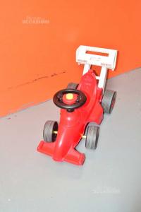 Ferrari Giocattolo Smoby Rossa 70 Cm