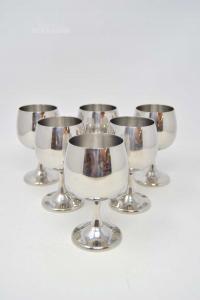 6 Glasses Water Amc In Steel