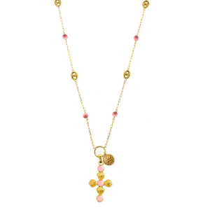 COLLANA CROCE HOLY-STER