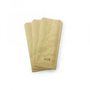 Sacchetti per fritti bio Thermabag 12x29cm