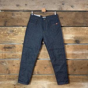 Jeans Amish Supplies Uomo Jeremiah Raw Blu Petrolio