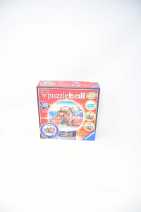 Puzzleball Cars 108 Pieces Lamp Nottura