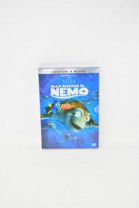 Dvd Cartone Alla Ricerca Di Nemo 2 Dischi