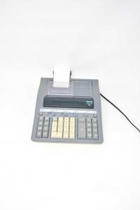 Calcolatrice Olivetti Logos 382 Funzionante