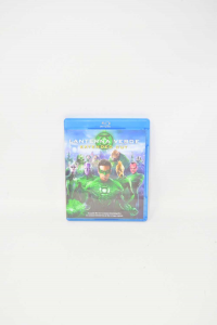 Dvd Blu-ray Disc Nlanterna Verde