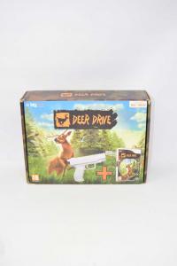 Videogioco Wii Deer Drive Con Accessorio + Videogioco