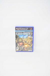 Videogioco Per Ps2 CALL OF DUTY 3 (Italiano) [PS2]