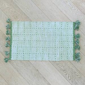 Tappeto Tiago verde 55 x 230
