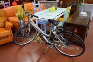 Bicicletta Oxford Riva Colore Grigio Metallizzato