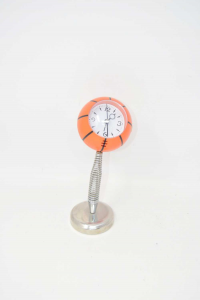 Alarm Shaped Of Basketball Height 24 Cm