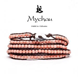 MYCHAU CORAL BAMBOO ROSA-in promozione esclusivamente on-line-