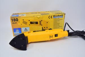 Sander Triangular Einhiller 180 Watt Model Bds 180-1 New