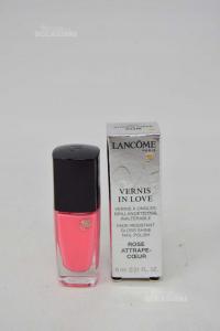 Lancome Vernis in love - smalto 333b rose attrape-coeur NUOVO