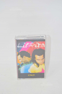 Audiocasseta Litfiba