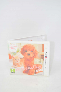 Videogame For Nintendo 3ds Nintendogs + Cats