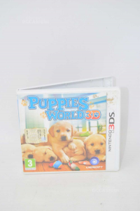 Videgioco Per Nintendo 3DS Puppies World 3D
