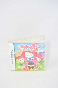 Videogame For Nintendo Ds Hello Kitty Big City Dreams