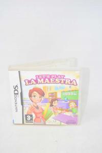Videgioco Per Nintendo DS Let's Play La Maestra