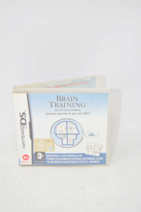 Videogame For Nintendo Ds Brain Training