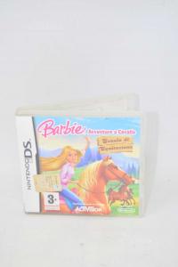 Videgioco Per Nintendo DS Barbie Avventure A Cavallo