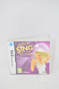 Videgioco Per Nintendo DS Just Sing