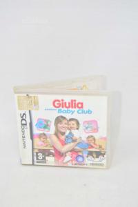 Videgioco Per Nintendo DS Giulia Passione Baby Club