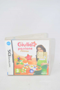 Videogame For Nintendo Ds Giulia Passion Pittrice