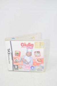 Videogame For Nintendo Ds Giulia Passion Chef