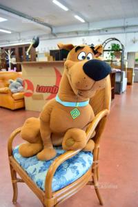 Stuffed Animal Scooby Doo 70 Cm Height