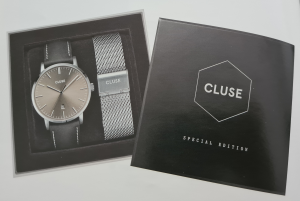 CLUSE ARAVIS LEATHER + MESH SPECIAL EDITION