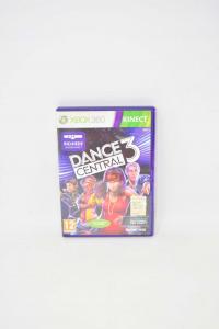 Videogioco Xbox360 Dance 3 Central Kinect