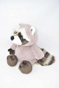 Stuffed Animal Procione Nici 35 Cm Height