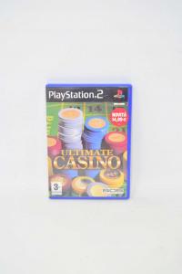 Videogioco Play2 Ultimate Casino