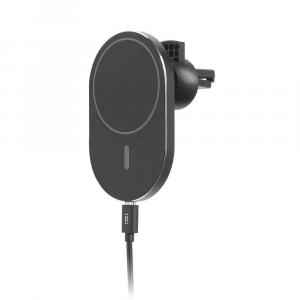 Allure Car caricatore wireless da auto magnetico per iPhone con tecnologia MagSafe
