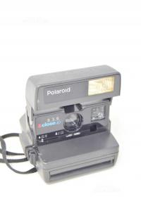 Macchina Fotografica Polaroid Close Up 636 Funzionante