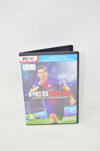 Pc Videogame Digital Bros Pc Pro Evolution Soccer 2018