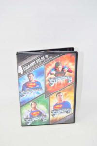 Dvd Film Supermen 4 Film