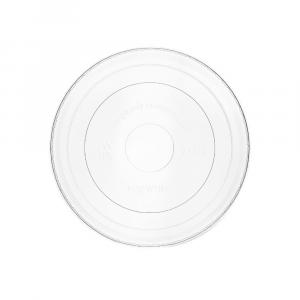 Coperchi trasparenti piatti per ciotole in cartoncino 350-500ml