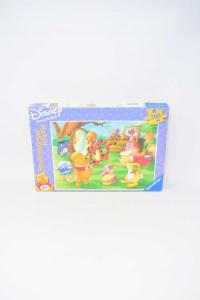 Puzzle Disney Winnie The Pooh 200 Pcs