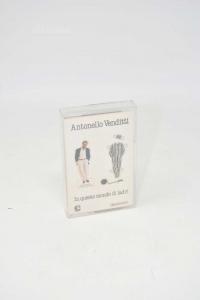 Audiocassetta Antonello Venditti - In Questo Mondo Di Ladri