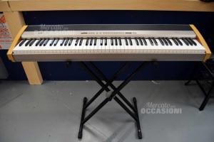 Floor Digital From Stage Korg Model Sp 300 With Pedestal -