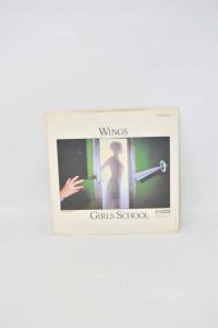 Vinile 45 Giri Girls School - Wings