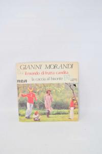 Vinile 45 Giri Gianni Morandi - Il Mondo Di Frutta Candita