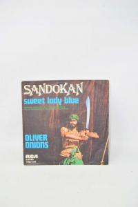 Vinile 45 Giri Sandokan Sweet Lady Blue
