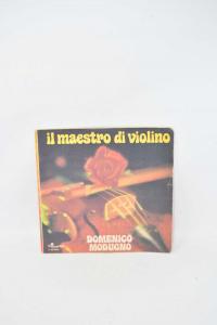 Vinile Il Maestro Del Violino - Domenico Modugno