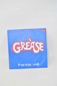 Vinyl 45 Turns Grease - Frankie Valli